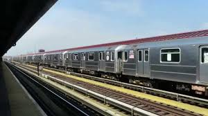 subway train side.  Side NYC Subway Special Queensboro Plz Bound R62A 7 Train W 9 Side  Rollsignentering 74 St  YouTube To Side P