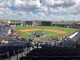 George M Steinbrenner Field Interactive Seating Chart