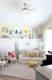 stylish new ceiling fan install beforeandafter stylishlighting ceilingfans houseofsmiths