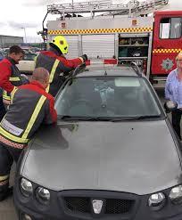 locked car. Firemen-rescuing-laughing-toddler-from-locked-car-9 Locked Car