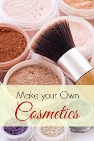home made cosmetics