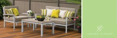 the look of classic patio furniture arranged on their porch or patio oxford garden furniture is a truly premier choice this louisville cky based