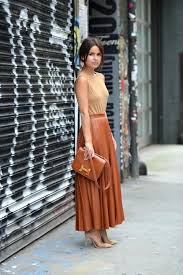 Gorgeous maxi skirts outfits ideas Pencil Skirt Pretty Neutrals Love The Camel Leather Maxi Skirt Dress Down Style Pretty Neutrals Love The Camel Leather Maxi Skirt Dressdownstylecom
