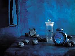 blue and clock wallpaper 9065 wallpaper