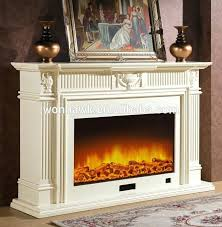 large electric fireplace with mantel fireplaces heater infrared wood space oak new cherry fire