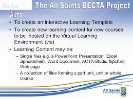 To Create An Interactive Learning Template To Create New Learning ...