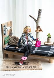 wooden barbie doll house furniture. upcyled dollhouse furniture how to8975 wooden barbie doll house t