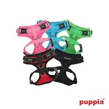 Puppia Soft Dog Harness Sizing Chart Details About Puppia Ritefit Air Mesh Soft Harness Adjustable Dog Puppy Genuine