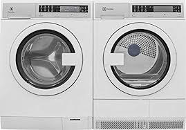 electrolux compact washer and dryer. Simple Electrolux Electrolux EIFLS20QSW 24u0026quot Compact Front Load Washer EIED200QSW  Electric With Washer And Dryer