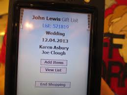 our wedding gift list well i guess this is growing up Wedding Gift Card John Lewis john lewis wedding gift list John Lewis Logo