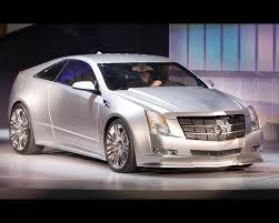 Cadillac CTS Coupé Concept 2008