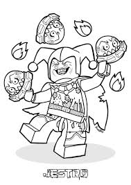 Small Picture Kids n funcom 29 coloring pages of Lego Nexo Knights