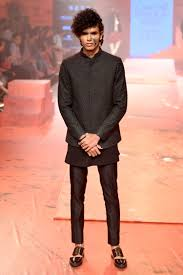 Kunal Rawal Fashion Designer Silk Textured Pants Kunal Rawal Designers