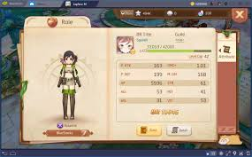 Tales Of Wind How To Power Up Your Character Bluestacks 4