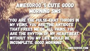 Good Morning Positive Quotes Cool 48 [REALLY] Cute Good Morning Text Messages For Her July 48