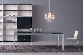 dining room furniture vola glass glass extension table