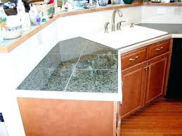white tile countertops nice black color granite kitchen tile featuring white color cast iron kitchen sink white tile countertops