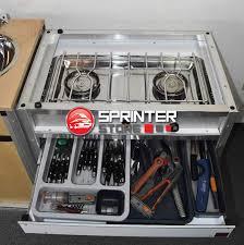 30 series™ shock to coilover conversion kits by koni®. Sprinter Van Campervan Kitchen Diy Conversion Kit 4 4 Sprinter Parts And Service Store Inc