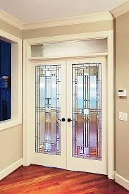 interior french door glass photos