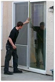 screen door for sliding glass patio doors sacramento ca a to z window screens