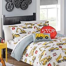 under construction by waverly kids bedding collection