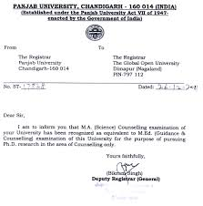 The Global Open University Nagaland