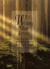 9780134545479 - Writing Clear Essays (3rd Edition) by Robert B. Donald;  Betty Richmond Morrow; Lillian Griffith Wargetz; Kathleen Werner