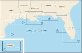 Gulf Coast Nautical Charts Gulf Of Mexico Water Depth Chart Best Picture Of Chart