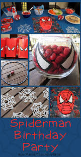 boy mama teacher mama spiderman birthday party featured jpg