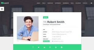 simple resume website resume template web zlatan fontanacountryinn com
