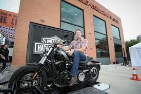 harley davidson launches first shop in pattaya
