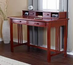 corner office desk ideas using corner brown walnut writing desk with drawers