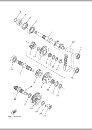 yamaha kodiak 400 parts diagram yamaha image 2003 yamaha kodiak 400 4wd yfm400far transmission parts best oem on yamaha kodiak 400 parts diagram