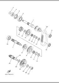 yamaha kodiak parts diagram yamaha image 2003 yamaha kodiak 400 4wd yfm400far transmission parts best oem on yamaha kodiak 400 parts diagram