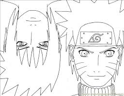 Small Picture Naruto Ranhansha By Xaite Coloring Page Free Sasuke Coloring