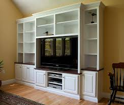 Custom Built in TV Cabinets and Bookshelves Central Eastern CT