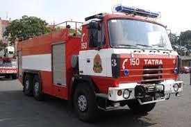 Fire Engines Photos - Tatra 815 TLF 24/90-10