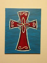 paintings of crosses best 25 cross canvas paintings ideas on cross canvas photos