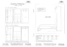 Desk Free Murphy Bed Plans Download Murphy Bed Plans Pdf Wall Bed