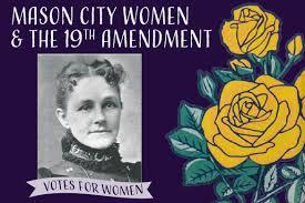 Eleanor Chafin Stockman: An Iowa Champion for Women's Suffrage ...