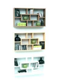 white wall mounted bookshelves wall mounted bookshelves book shelves mount decoration white shelving unit b