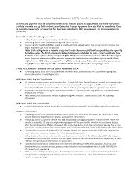 Transfer Agreement Software Contract Template With Transfer Of Business Ownership 17