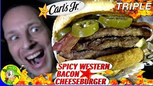 triple y western bacon cheeseburger