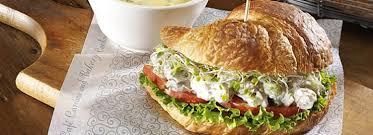 en salad sandwich