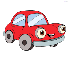 cartoon cars drawings how to get