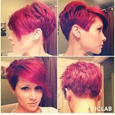 Mooi Rood Is Zeker Niet Lelijk De 11 Mooiste Rode Korte Kapsels Van
