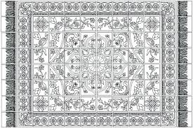black and white rug patterns.  And Persian Rug Patterns Black And White Oriental  History