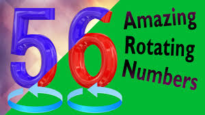 Rotating Numbers Numbers 0 To 100 With Green Screen Youtube