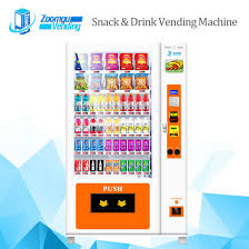 How To Get Money Out Of A Vending Machine 2017 Gorgeous China 48 Drink Vending Machine Zoomgu China Drink Vending