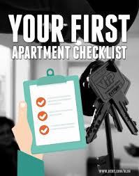 Apartment Checklist - Picmia